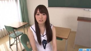 Adorable school hardcore with young Moe Sakura – More at Javhd.net