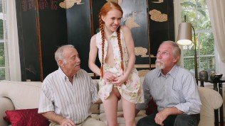 BLUEPILLMEN – Geriatric Homies Sling Old Dick In Precious Dolly Little's Direction