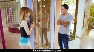 ExxxtraSmall – Spinner Gets Fucked and Jizzed