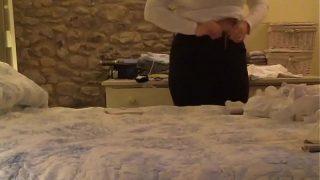 hidden cam voyeur unaware MILF