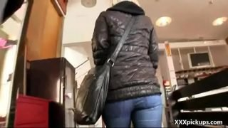 Public Blowjob In Europe For Cash XXX Movie 10