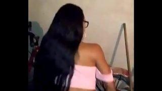 Rutielly Zagner- Tgata novinha dançando funk