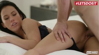 Tyler Nixon Fucks His Sexy Girl While She is Alone At Home