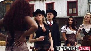 XXX Porn video – Rawhide – beautiful big-booty babe
